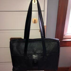 Authentic Vintage Fendi briefcase/laptop case bag